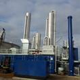 Projektmanagement für die Errichtung einer Biogasaufbereitungsanlage in Sachsen