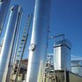 Projektmanagement für Errichtung einer Biogasaufbereitungsanlage in Bayern