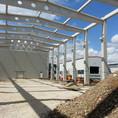 SIGEKO für die Errichtung einer Montagehalle mit Büroeinheiten