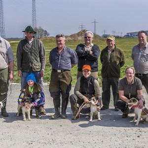 Junghundprüfung in Wallersdorf