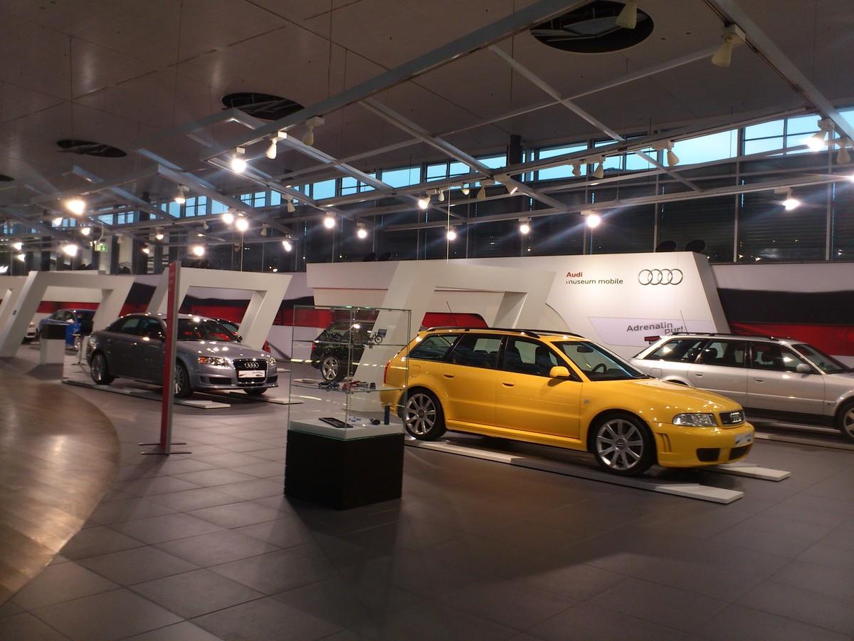 Audi forum neckarsulm veranstaltungen 2014