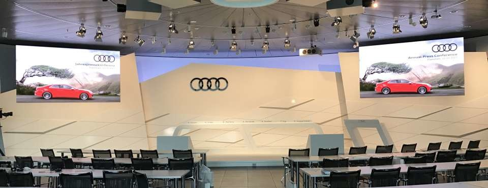 Audi - Annual Press Conference 2017 | Ingolstadt | 2017-03-15 - 2017-03-15
