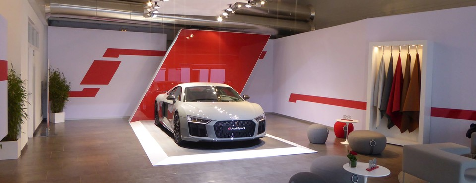 Audi R8 RWS Product Presentation | Madrid | 2018-02-26 - 2018-03-03