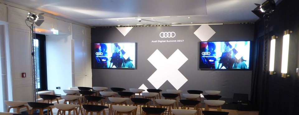 Audi Digital Summit | Munich | 2017-11-29 - 2017-12-01