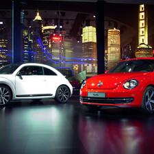 Weltpremiere VW Beetle | Shanghai | 18.04.2011