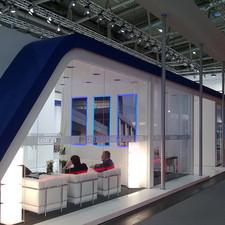 GEZE Messestand BAU 2011 | München | 17.01.2011 - 22.01.2011