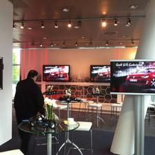 Fahrveranstaltung Golf GTI Cabriolet | München | 16.05.2012 - 03.06.2012