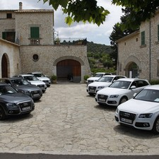 Fahrveranstaltung Audi Q5 | Mallorca | 04.06.2011 - 17.06.2011