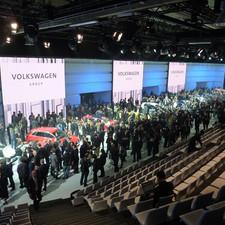 Volkswagen Konzernabend Paris | Paris | 26.09.2012