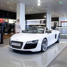 Audi Exclusive Shops | Neckarsulm | 2005