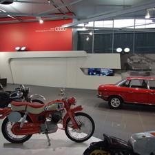Audi Traditionsausstellung NSU | Neckarsulm | 2010