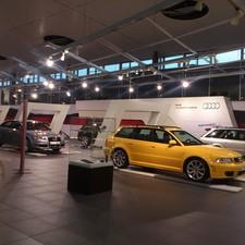 Ausstellung 30 Jahre Audi quattro  | Neckarsulm | 2013