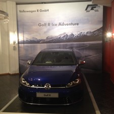 VW Golf R Ice Adventure | Arvidsjaur, Schweden | 17.01.2014 - 25.02.2014