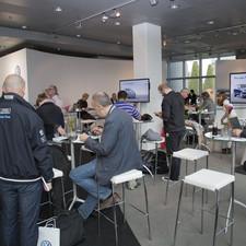 Fahrpräsentation VW Touareg | München | 15.09.2014 - 24.10.2014