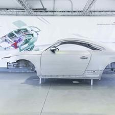 Fahrpräsentation Audi TT | Marbella | 01.09.2014 - 26.09.2014