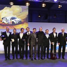 WRC Abschlussfeier | Wolfsburg | 21.11.2014 - 21.11.2014