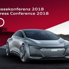 Audi Jahrespressekonferenz 2018 | Ingolstadt  | 15.03.2018 - 15.03.2018