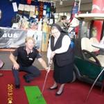 Schwarzachtalmesse 2013