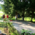 Men´s-Golf mit Boulebahneinweihung