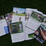 """Heute druckfrisch eingetroffen: Die neue Zeitschrift """"Golf - Faszination & Lifestyle"""""""