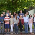 92 Turnierteilnehmer beim Ödengruber Vierer - gesponsert von Busreisen Wild