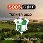 Erstes 500% Golfturnier am Samstag auf der Golfanlage Zollmühle