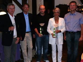 Clubmeister 2012 Damen & Herren