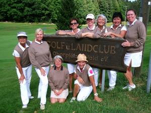 Bayerische Golf-Liga AK 30 Damen