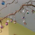 Projekt: Herbstliche Eichelköpfchen filzen