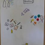 Partizipation - Gestaltung des unteren Gruppenraums