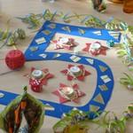 Projektarbeit bei uns im Kindergarten