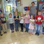 Kooperation mit der Grundschule - Die neuen Schulkinder