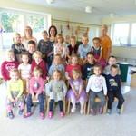 Fototermin im Kindergarten