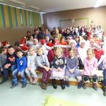 Weihnachtsfeier in der Grundschule