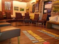 Nutzen Sie unser Café als Seminarhaus