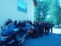 Motorradtreffen auf dem Müllner-Hof