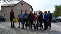Landjugend Altfalter besucht den Müllner-Hof