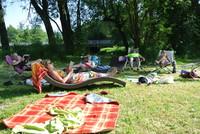 Sonnen - Baden - Ausruhen
