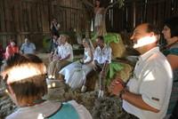 Brautentführung ins Strohlager
