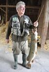 Ein dicker Fang - ein dicker Fisch