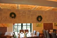 Goldene Hochzeit - 50 Ehejahre!
