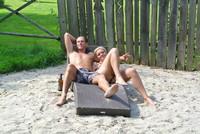 Die Strand-Saison ist eröffnet