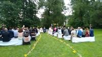 Hochzeitsfeier mit Freitrauung auf der Insel