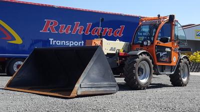 Agrarlogistik made by Ruhland