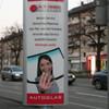 1-Fuß konv. Lichtpylon Standort Freiburg/ i.B.