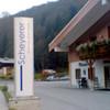 Lichtpylon konv. 400x100 cm (HxB) Standort Tirol Österreich