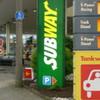 Werbepylon Subway (2)